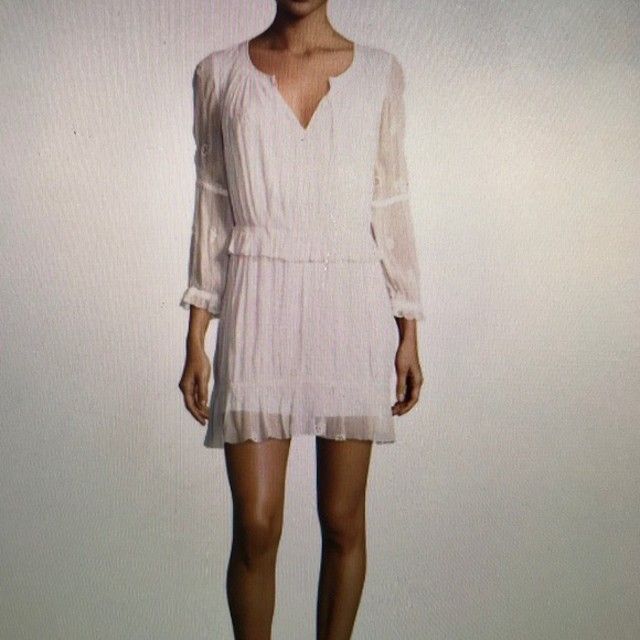a4dea5a4ff51a Diane Von Furstenberg Dresses & Skirts - DVF Edlyn Embroidered Dress-Never  Worn!